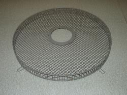 Protection grids for fans